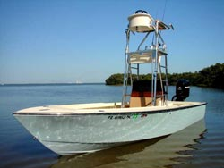 Florida fishing guides and fishing charters in west for Central florida fishing charters